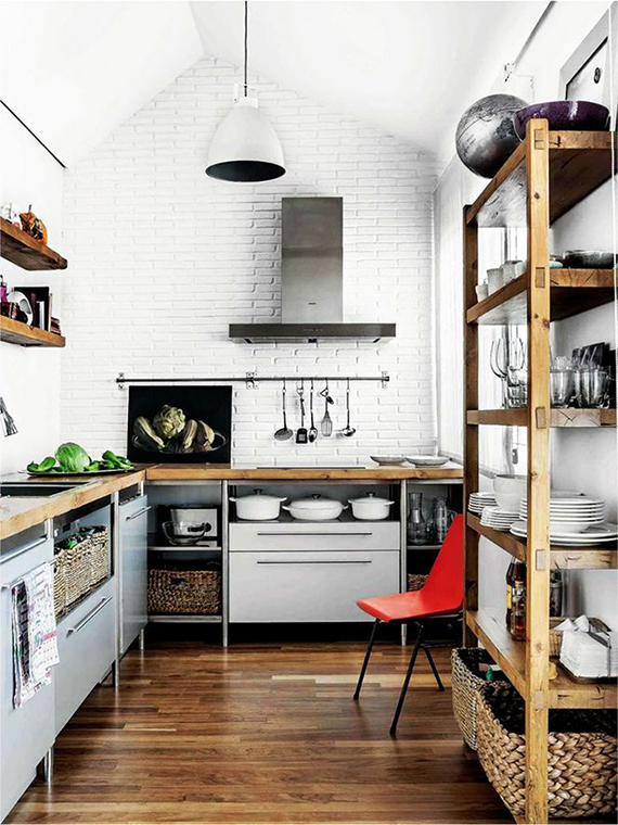 LOVE OR NOT: Industrial kitchens | Image by Michael Paul