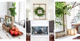 5 Easy Ways to Bring Fall Into Your Home