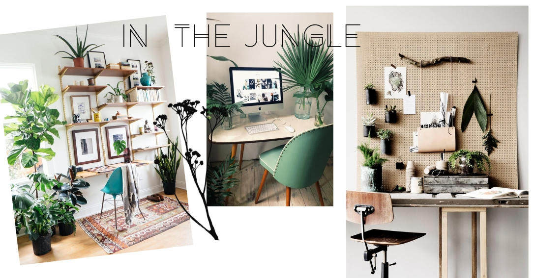 Work Space - In The Jungle