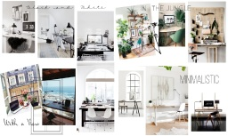 The Office Workspace: From Minimalistic Spaces to Spaces With a View