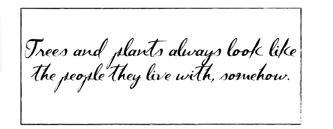plants quote