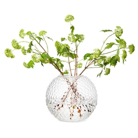 SVENSKT TENN Vase Dagg Glass $321.80