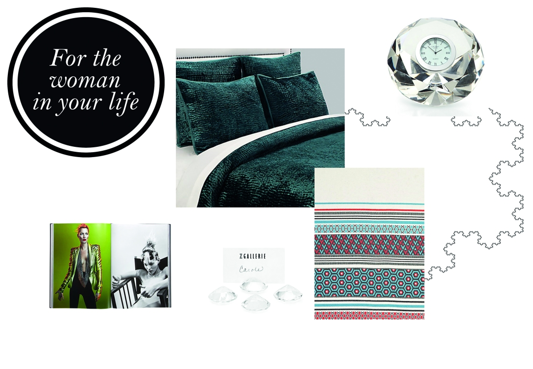 thosepatternedwalls holiday gift guide for the woman