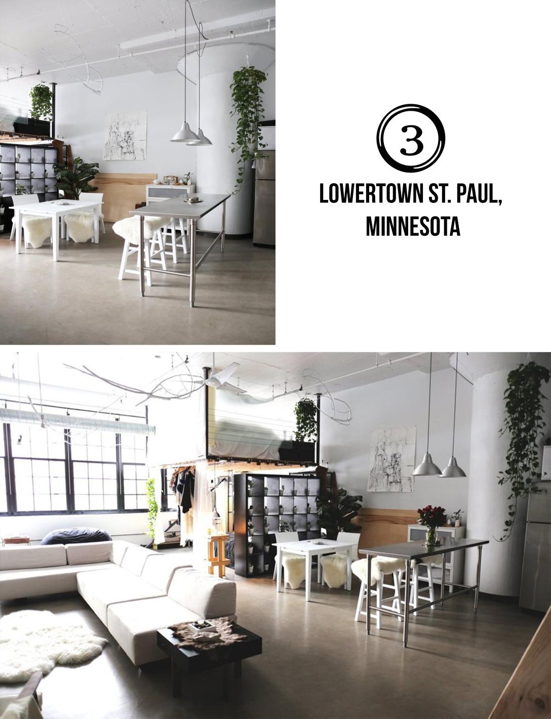 Lowertown St. Paul, Minnesota