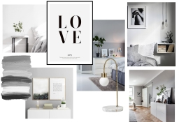 My Home: Bedroom Mood Board